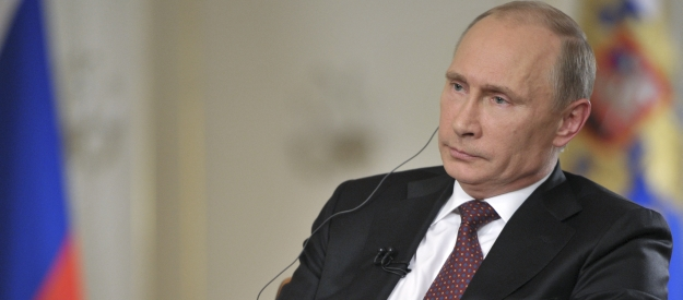 Putin speaks on Syrian conflict prior to G20