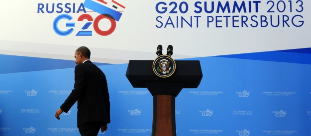 Once the G20 Summit became the Syrian Summit, Russia won