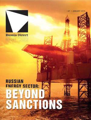 Russia Direct Report: 'Russian Energy Sector: Beyond Sanctions'