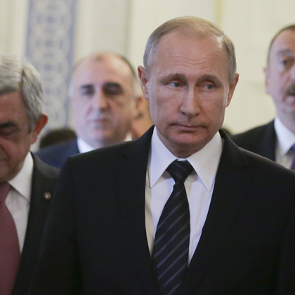Russia's role in resolving the Nagorno-Karabakh conflict