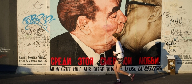 The fall of the Berlin Wall, 25 years later
