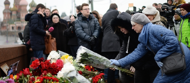 Who is behind the murder of opposition leader Boris Nemtsov?