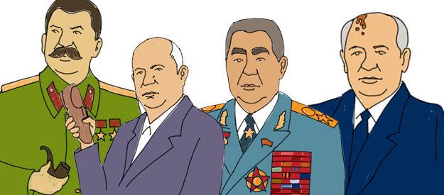 Quiz: What type of Soviet leader are you?