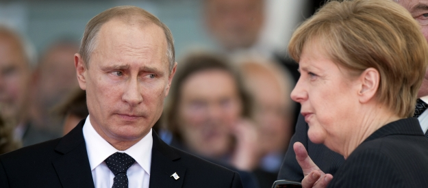 The chill in German-Russian relations won't lead to a new Cold War