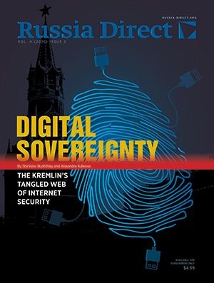 Russia Direct Report: 'Digital sovereignty: The Kremlin's tangled web of Internet security'