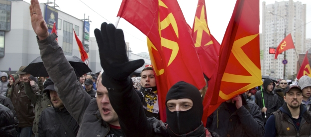The scary resurgence of nationalism in Europe and Russia