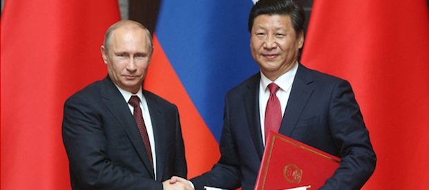Russia-China talks yield 30-year Gazprom contract worth $400 billion