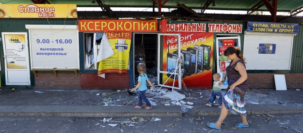 Ukraine: What started as realpolitik could end as a clash of civilizations